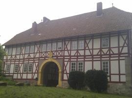 Domäne Paterhof, Duderstadt (Brochthausen yakınında)