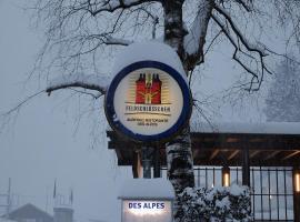 Hotel Des Alpes, Airolo (Piotta yakınında)