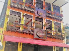 Hotel los Urrea, Circasia