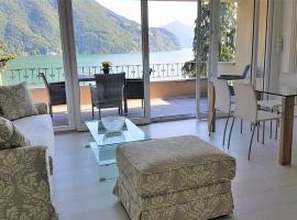 Bellavista on Lugano Lake, Castagnola