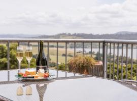 Armalong Winery Chalets, Rosevears (Legana yakınında)