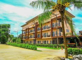 The Ele Hotel Ranong, Ranong