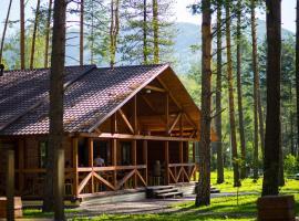 Алтай Парк-отель Подгорица, Манжерок