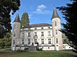 Château Les Vallées, Tournon-Saint-Pierre (рядом с городом Tournon-Saint-Martin)