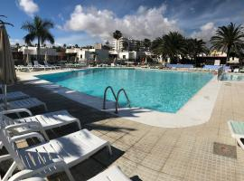 ... Playa del Ingles. Villa Mateo