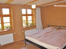 Gaestehaus Lehsten SEE 8720, Lehsten (Kittendorf yakınında)