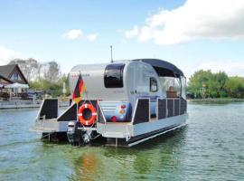 Hausboot _Wassercamper_ SCHW 930, Verchen