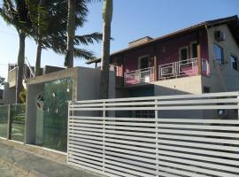 Casa Temporada 6 pessoas, Florianópolis (Cachoeira do Bom Jesus yakınında)