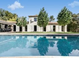 Provencal-Style Country House, Экс-ан-Прованс (рядом с городом Les Gervais)
