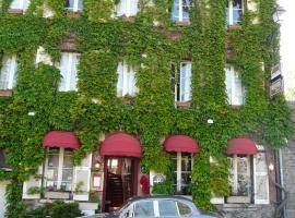 Hotel Henri IV, Сен-Валери-ан Ко (рядом с городом Saint-Sylvain)