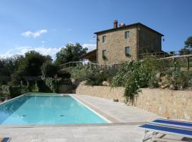 Il Monte sul Chianti, Bucine (Solata yakınında)