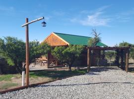Portal de La Quebrada, San Francisco del Monte de Oro (La Carolina yakınında)