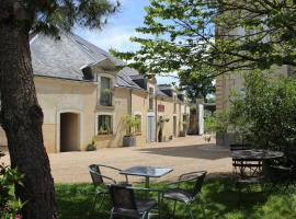Logis Hôtel Le Chai De La Paleine, Le Puy-Notre-Dame (рядом с городом Les Verchers-sur-Layon)