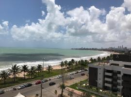 Flat Mar Belo Intermares, Cabedelo (Nossa Senhora do Livramento yakınında)
