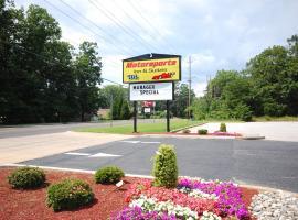 Millville Motorsports Inn and Suites, Millville