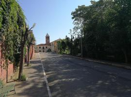 Grazioso appartamento in San Marco ai Monti, San Nicola Manfredi (San Martino Sannita yakınında)