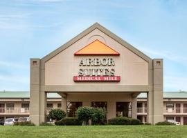Arbor Suites Medical Mile, Springfield (in de buurt van Kissick)