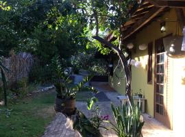 Casa Verde e Amarela, Mata de Sao Joao (Imbassai yakınında)