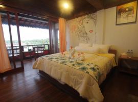 Dava Villa Ocean View, Nusa Penida