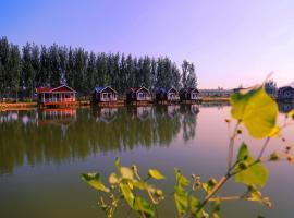 Qufu Fairy River & Flower Sea Yododo Inn, Qufu (Sishui yakınında)