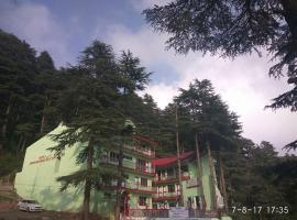 Hotel Dogra Residency Patnitop, Udhampur (рядом с городом Patnitop)