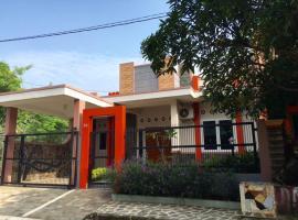 Fabio Guest House, Богор (рядом с городом Bubulak 3)