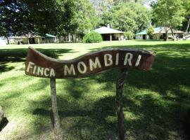 Finca Mombiri, Guayquiraró (San Javier yakınında)
