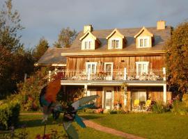 Gite Noble Queteux, Baie-Saint-Paul
