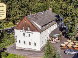 Hotel Restaurant Waldmühle, Wolkenstein (Drebach yakınında)