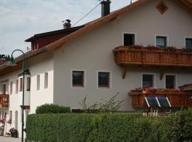 Haflingerhof Appenstein, Pinswang (Musau yakınında)