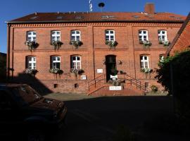 Alte Schule Schnackenburg, Schnackenburg (Wanzer yakınında)