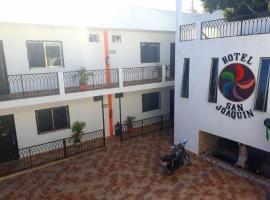 Hotel san joaquin