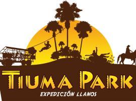 Tiuma Park, Marsella (La Porfía yakınında)