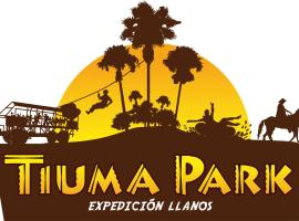 Tiuma Park, Marsella (Pompeya yakınında)