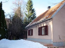 Kuća za odmor Jelkica, Vrbovsko (рядом с городом Severin na Kupi)