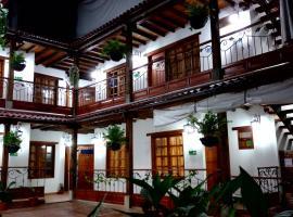 la casona de juancho, Puerto Leguízamo