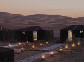 Borj Merzouga Luxury camp