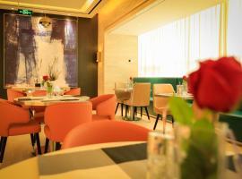 Metropolo Jin Jiang Hotels Turpan administrative The Heart of Pai