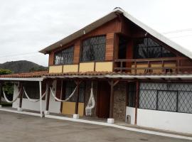 Villa Vacacional Ambuqui, Ambuquí (Hacienda Mundo Nuevo yakınında)