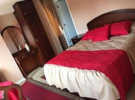Hotel Jarfi, San Miguel de Salcedo (Hacienda Yanayacu yakınında)