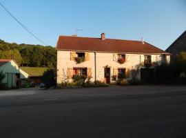 A la source du saolon, Culmont (рядом с городом Grandchamp)