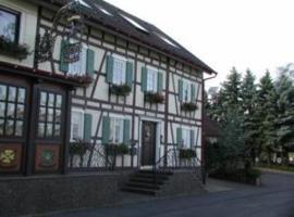 Zum Alten Fritz, Asbach (Kircheib yakınında)