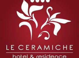 Hotel Residence Le Ceramiche, Montalto Uffugo (Lattarico yakınında)