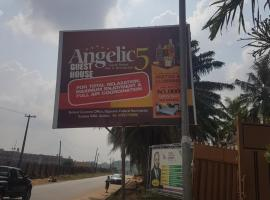 Angelic 5 Guest House, Ibadan (Near Afijio)
