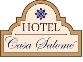 Hotel Casa Salome, Гватемала