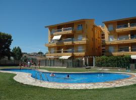 Apartamentos Athenea, Ampurias