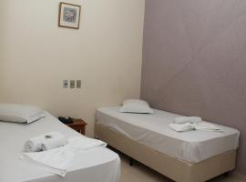Emburi Hotel, Piratininga (Near Agudos)