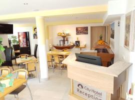 Garni City Hotel
