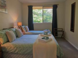 Unit 5 - Glen Alvie Apartments, Brisbane (Kedron yakınında)