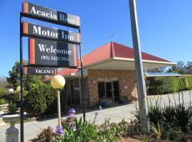 Acacia Rose Motor Inn, Barham